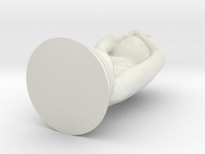 FIFA World Cup Brasil 2014 Logo Cup Design 20cm in White Natural Versatile Plastic
