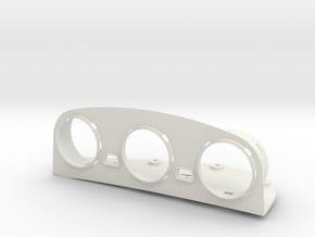Frontblende korrigiert nach Druck in White Strong & Flexible