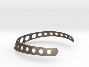 Steel Neckbangle in Stainless Steel