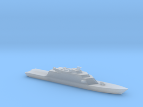 [USN] USS Freedom LCS 1:1800 in Smooth Fine Detail Plastic