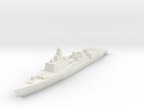 Luzhou (Type 051C) 1:700 in White Strong & Flexible