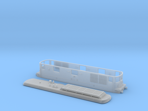 BLS Re 4/4 174 in Smooth Fine Detail Plastic