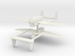 1/200 De Schelde S-21 (x2) in White Natural Versatile Plastic