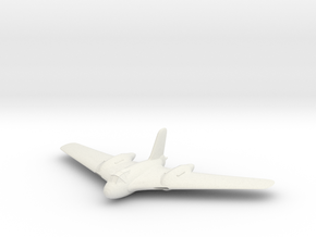 1/200 Messerschmitt Me 329 in White Natural Versatile Plastic