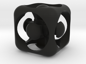 RoundedBoxThing in Black Strong & Flexible