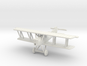 1/144 Pfalz D.XII (early) in White Natural Versatile Plastic
