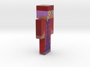 6cm | Yeww_Die in Full Color Sandstone
