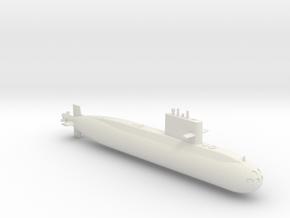 1/700 Type 039A Class Submarine in White Natural Versatile Plastic
