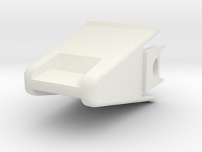 IBM Model M SSK - Leg in White Natural Versatile Plastic