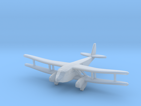 1/144 DH89 Dragon Rapide in Smooth Fine Detail Plastic