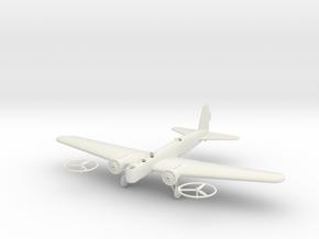 1/144 Boeing B-9 in White Natural Versatile Plastic