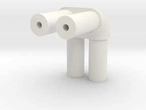 DSLR_double_90_angle in White Natural Versatile Plastic