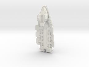 Purifier - Amarr bomber in White Natural Versatile Plastic