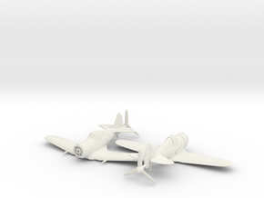 1/144 CAC Boomerang x2 in White Strong & Flexible