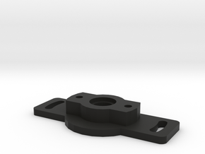 MX5/Miata to BMW TPS Adapter Bracket in Black Strong & Flexible