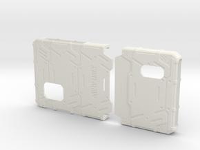 LG Optimus G Sprint SH06D Nerv in White Natural Versatile Plastic