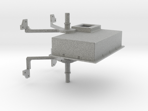Rover, HOLDER1 in Metallic Plastic