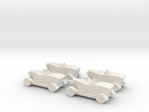 Isotta Set in White Natural Versatile Plastic