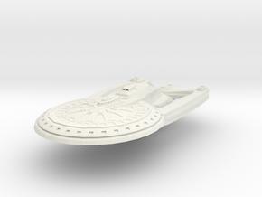 Alaska Class Cruiser Refit in White Strong & Flexible