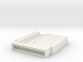 Cartucho Nes in White Natural Versatile Plastic
