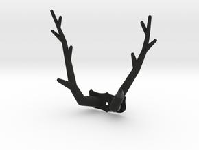 Antler Rack Set in Black Strong & Flexible