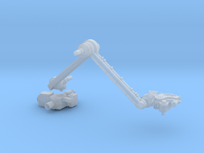 Mars Rover Robot Arm 1:20 in Frosted Ultra Detail