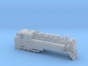 Schmalspurlok BR 99.73-76 Spur TTe (1:120) in Smooth Fine Detail Plastic