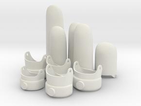 EGK S11 20.6mm Inside diameter in White Natural Versatile Plastic