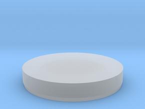 RUMV-Turret Socket in Smooth Fine Detail Plastic