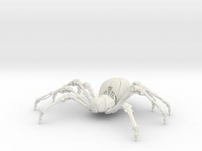 SpiderBot from Blender Master Class in White Natural Versatile Plastic