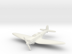 Heinkel He 70E Blitz 1/285 6mm in White Natural Versatile Plastic