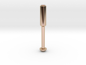 123DDesignDesktopSel in 14k Rose Gold
