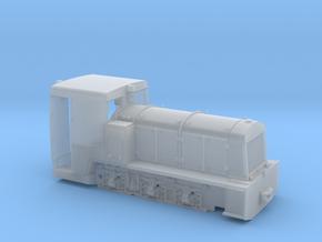 Französische Feldbahnlok Billard T100 Spur 1f 1:32 in Smooth Fine Detail Plastic
