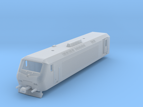 FS E.464 - N Scale in Smooth Fine Detail Plastic