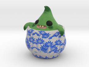 Tea Spirit in Full Color Sandstone