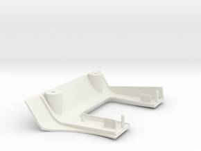 Antenna Panel XWide in White Strong & Flexible