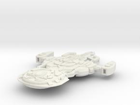 CDS Agiadon Cruiser in White Strong & Flexible