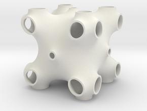 Xxy2 in White Natural Versatile Plastic