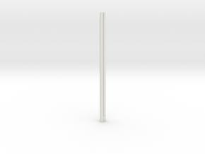 Leica / Wild GST20 1/4 scale tripod leg rods in White Natural Versatile Plastic