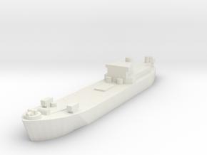 Yura 1:700 X1 in White Natural Versatile Plastic