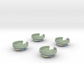 Lotad Quartet in Full Color Sandstone