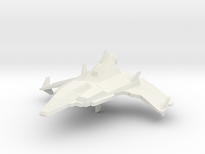 Military Fighter Spec A in White Strong & Flexible