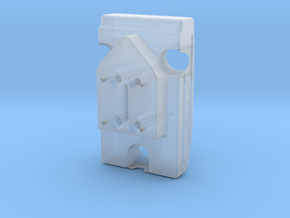 Buoyancy Module at 1:20 Scale in Smooth Fine Detail Plastic