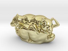 Bunnyr in 18k Gold
