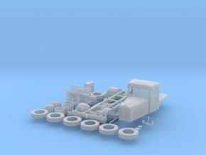 Hanomag SSA 55 1:45 in Smooth Fine Detail Plastic