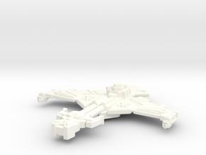 Mah'Thogg in White Processed Versatile Plastic