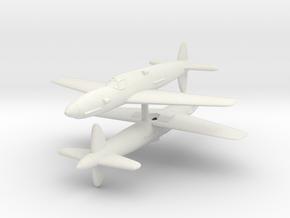 1/200 Dornier Do P 59 (x2) in White Natural Versatile Plastic