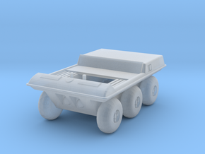 GV02A Two Seat Moon Buggy (1/72) in Smooth Fine Detail Plastic