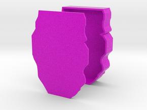 Spirit of Divisionism Box - 5in in Full Color Sandstone
