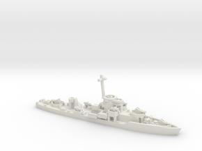 LCS(L)(3) 1/700 scale in White Natural Versatile Plastic